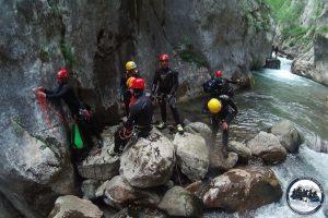 Kanjoning-avantura