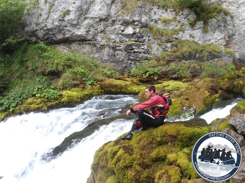 Kanjoning na tari rijeka