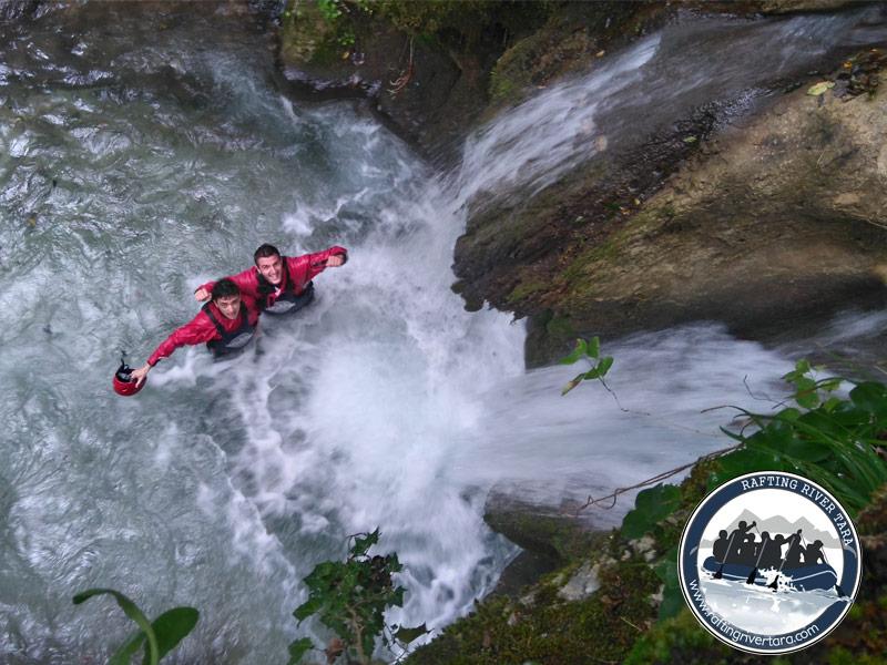 Kanjoning rafting Tara