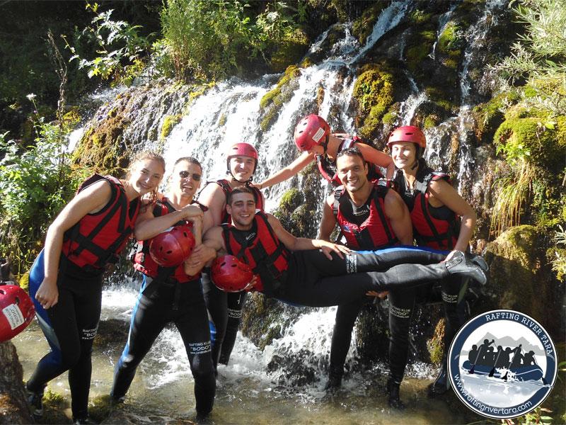 Rafting Tara Bosnia