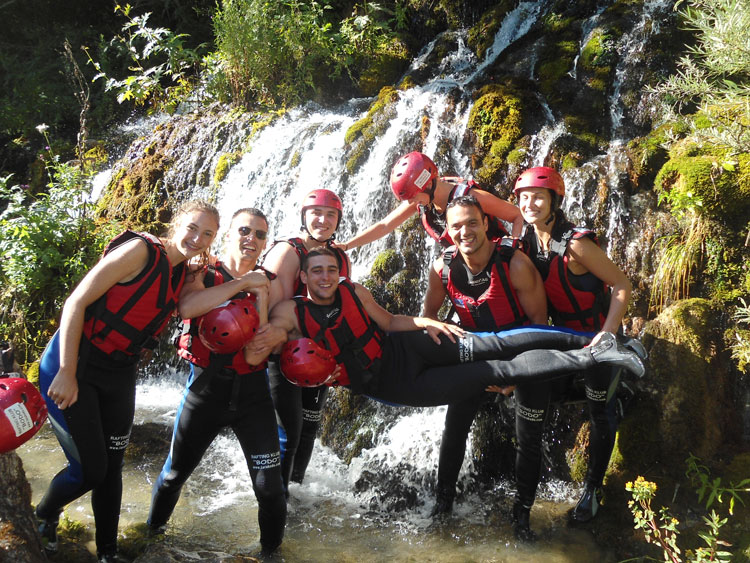 rafting river tara tim