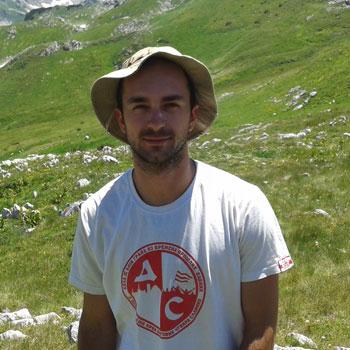 Srdjan Marković - Planinarski vodič